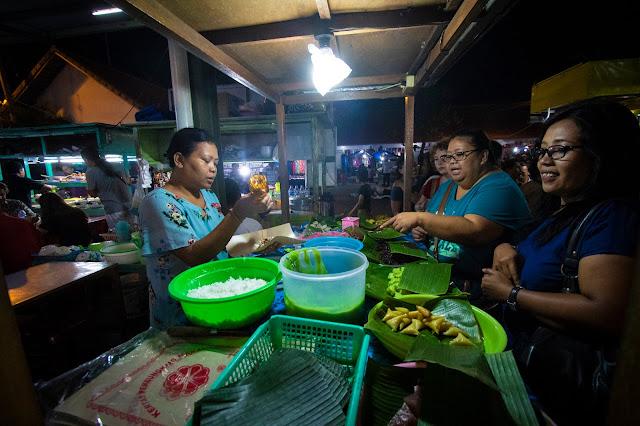 Night market-Mercato notturno-Sanur-Bali-Indonesia