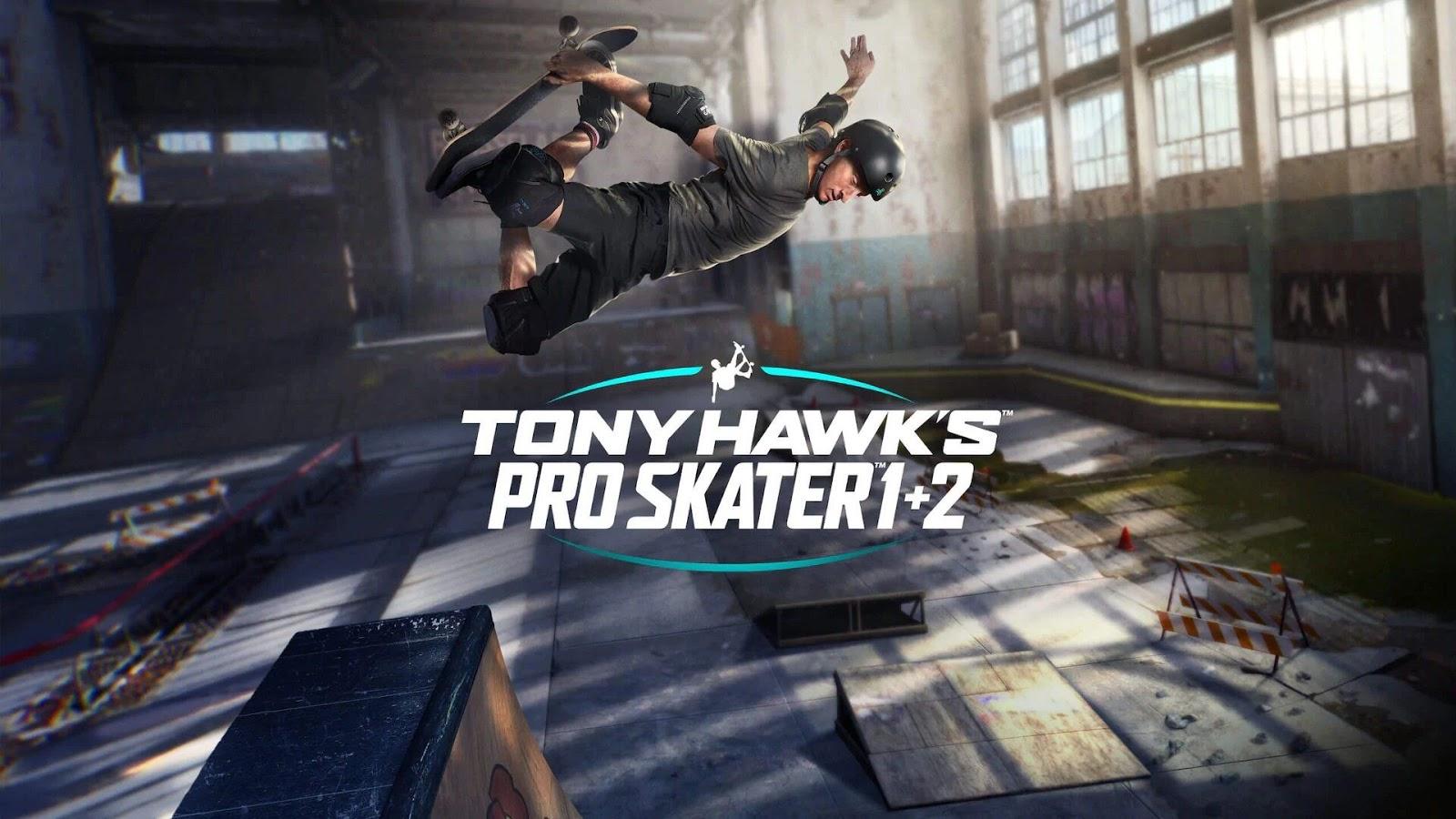 مراجعة Tony Hawk's Pro Skater 1+2