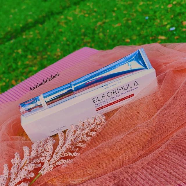 elformula eye cream