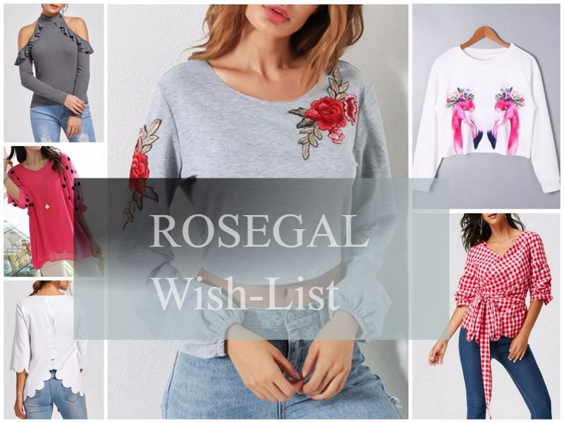 ROSEGAL Wish-List: TOPS