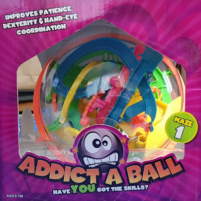 Addict A Ball Maze from Brainstorm Toys