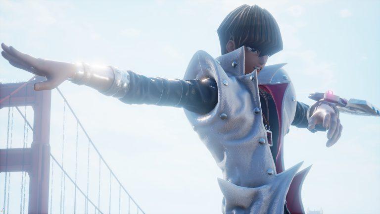 Seto Kaiba Jump Force DLC
