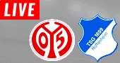 Mainz vs Hoffenheim LIVE STREAM streaming