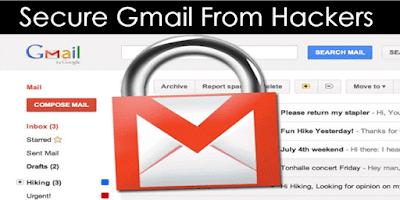 Mengamankan Akun Gmail dari Hacker