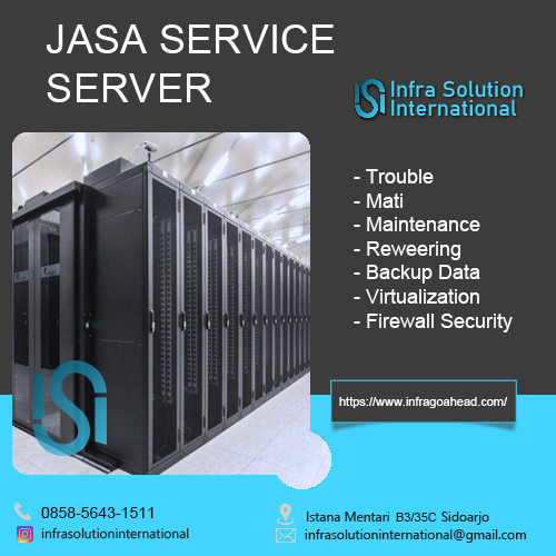Service Server Timor Leste Enterprise