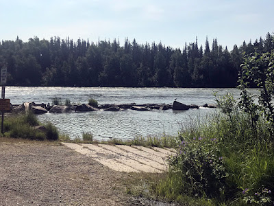 Boat Launch at Swiftwater Park