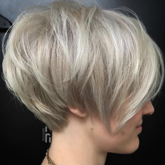 long pixie bob haircuts