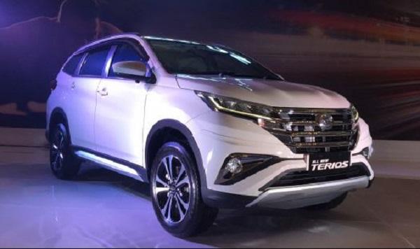 Daihatsu All New Terios Resmi Meluncur Di Indonesia