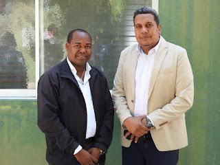 Designan nuevo director de Medio Ambiente en Barahona;Promueven a Miguel Mella