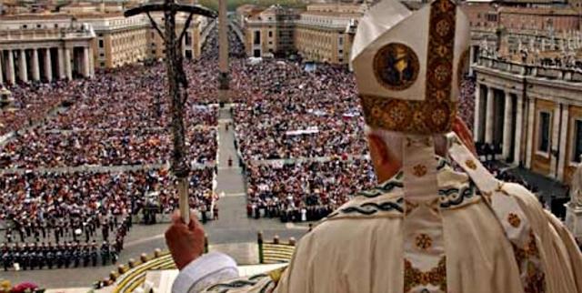Wartawan Senior Tantang Jokowi Gunakan Dana Katolik Vatikan untuk Infrastruktur