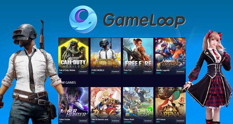 """تحميل"" game loop || المحاكي الرسمي ل PUBG"