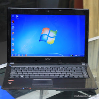 Jual Laptop Acer Aspire E1-451G ( Double VGA ) - Banyuwangi