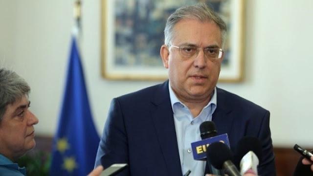 Έκτακτη επιχορήγηση 10 εκατ. ευρώ στις περιφέρειες της χώρας