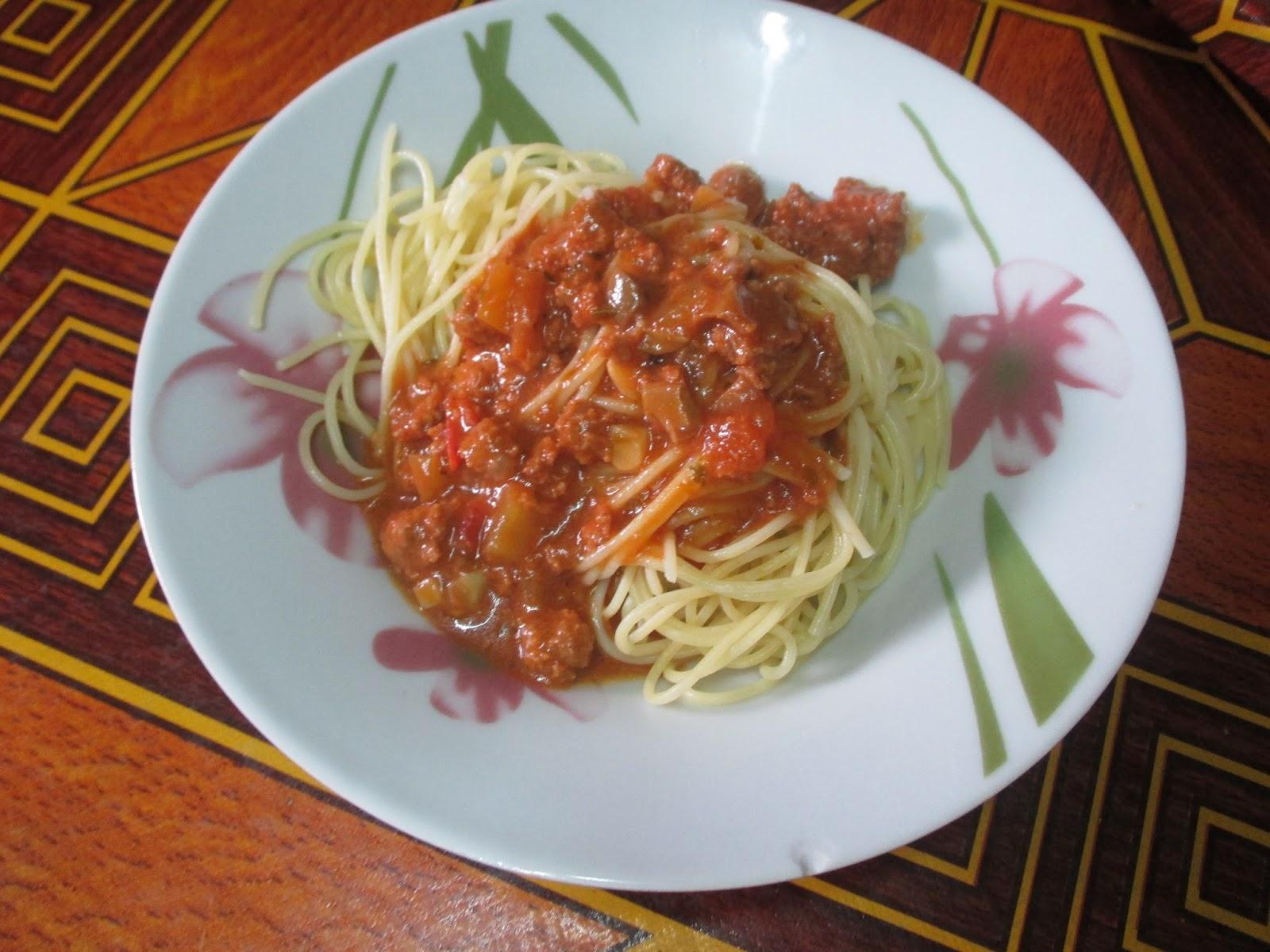 Resepi Spaghetti Bersos yang Enak dan Mudah | Azwar Syuhada