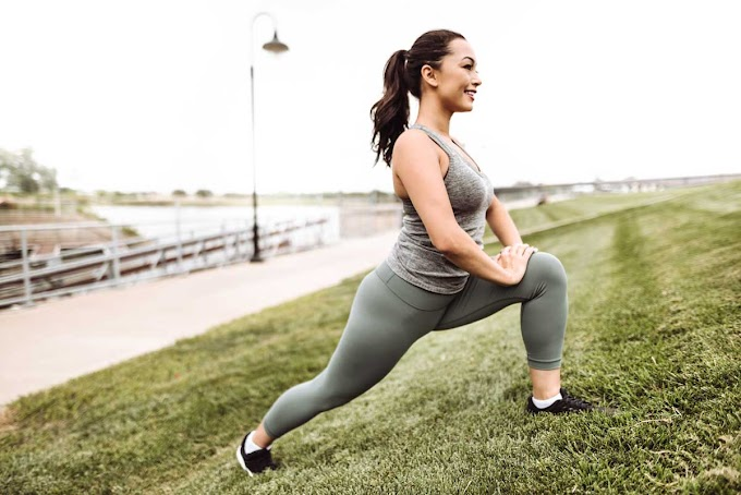 Women must adopt to lose weight and strength training