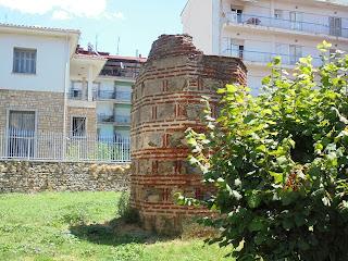 μιναρέ του Καρσί Τζαμί στη Φλώρινα