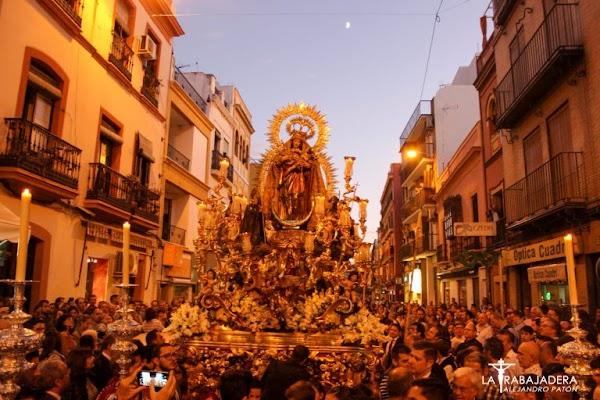 La Hermandad Sacramental de Nuestra Señora Reina de Todos los Santos de Sevilla suspende su salida procesional