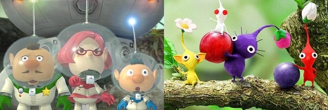 Pikmin 3 vs Pikmin 2: Graphics