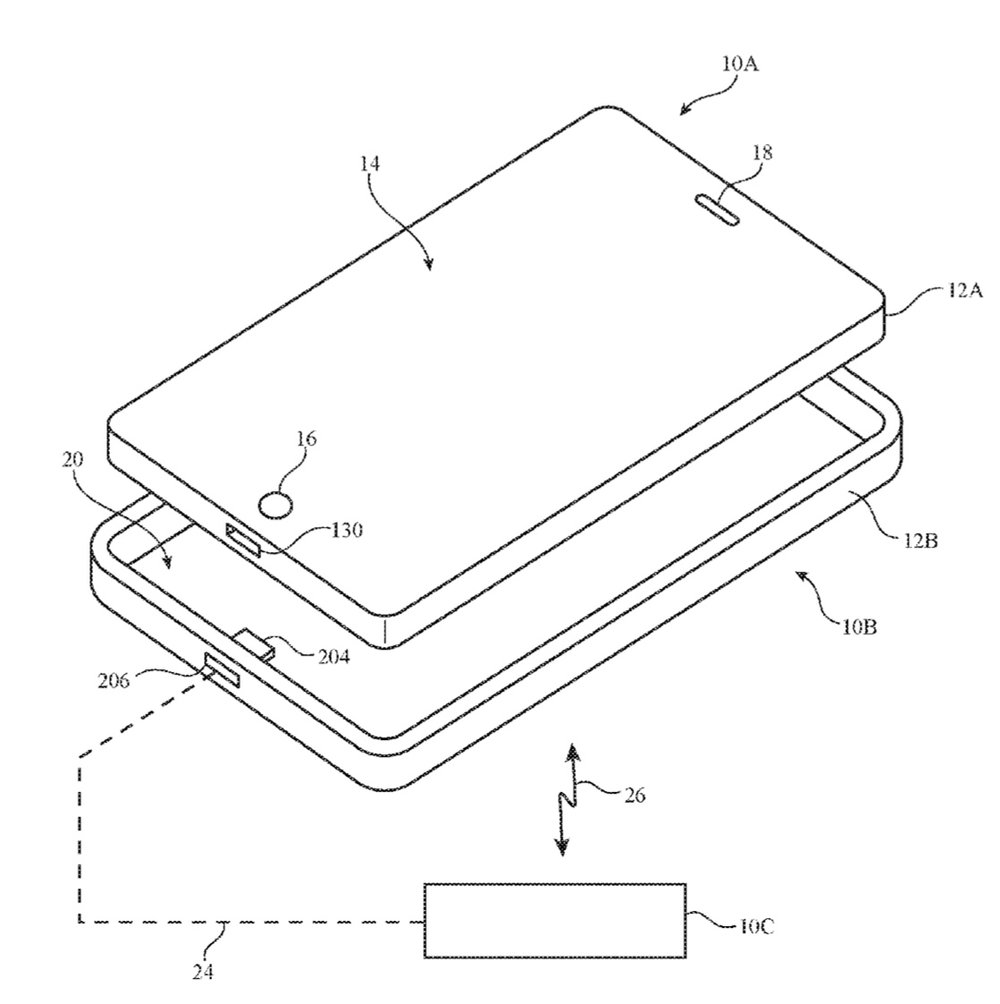 Iphone 4s macmyth - Apple Invents Wireless Charging Iphone Case Accessory Using Millimeter Wave Technology