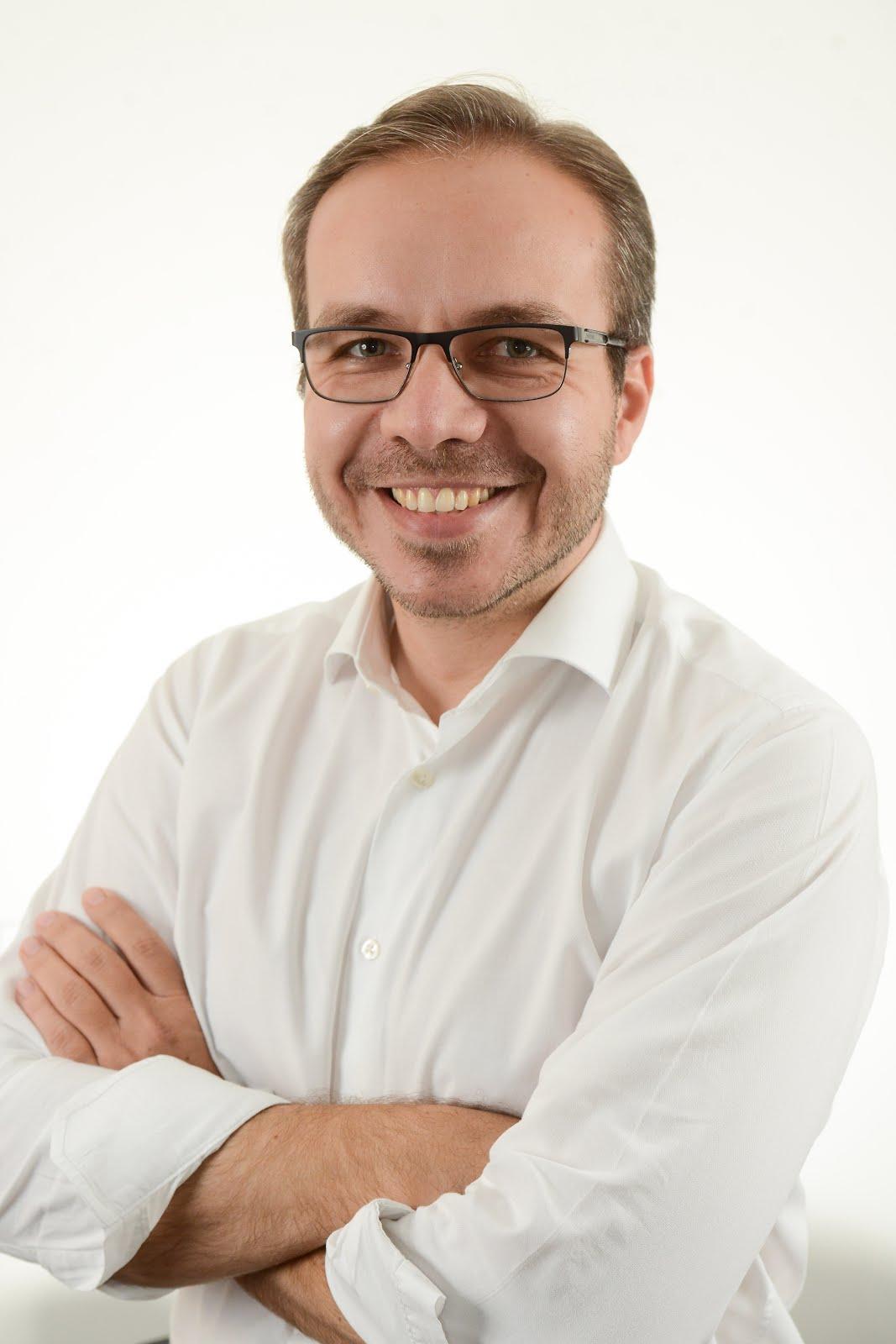 foto de José Luiz Pelosini, vice-presidente da Americanet