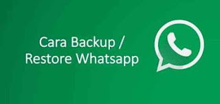Cara Back Up Data WhatsApp Paling Mudah