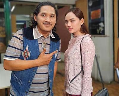 Ady Jabrix dan Valendza Wijaya