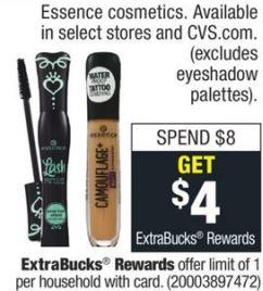 Save Big on Essence Makeup at CVS