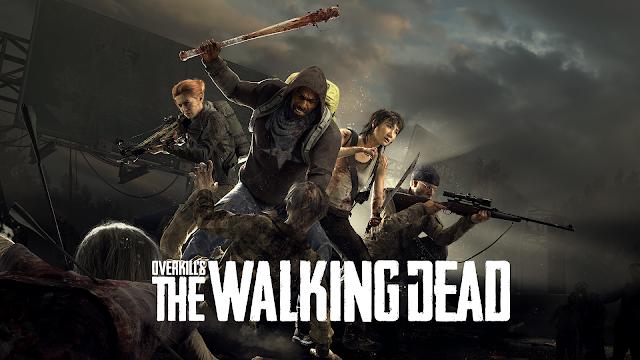 شاهد لأول مرة عرض طريقة اللعب من لعبة البقاء القادمة Overkill's The Walking Dead ، أجواء رهيبة …