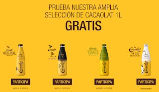 Ahora puedes probar gratis una de las variedades de Cacaolat