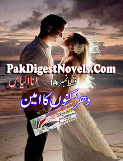Dharkanon Ka Ameen Episode 14 By Ana Ilyas Urdu Novel Free Download Pdf