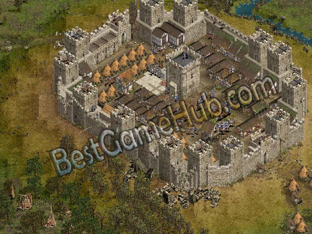 Stronghold Deluxe Torrent Game Free Download