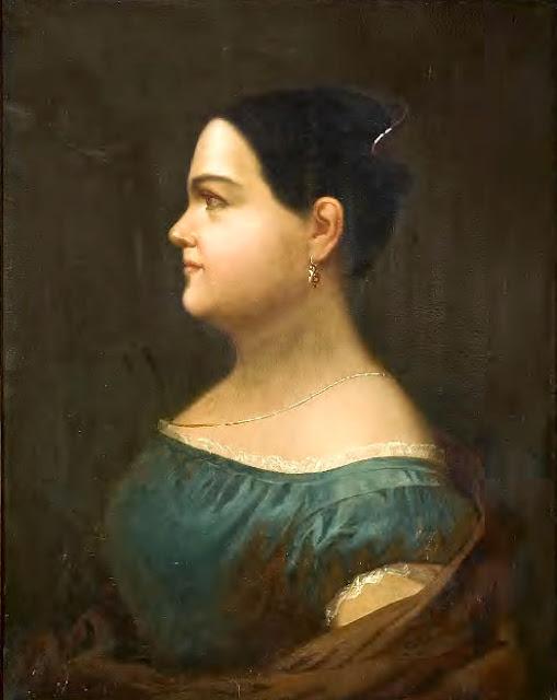 Leona Vicario, emblema mexicano de la liberación femenina.Captura de pantalla.Foto Museo Nacional de Historia.