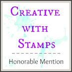 Creative with Stamps -8/5/16