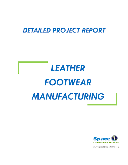 Project Report on Leather Footwear Manufacturing