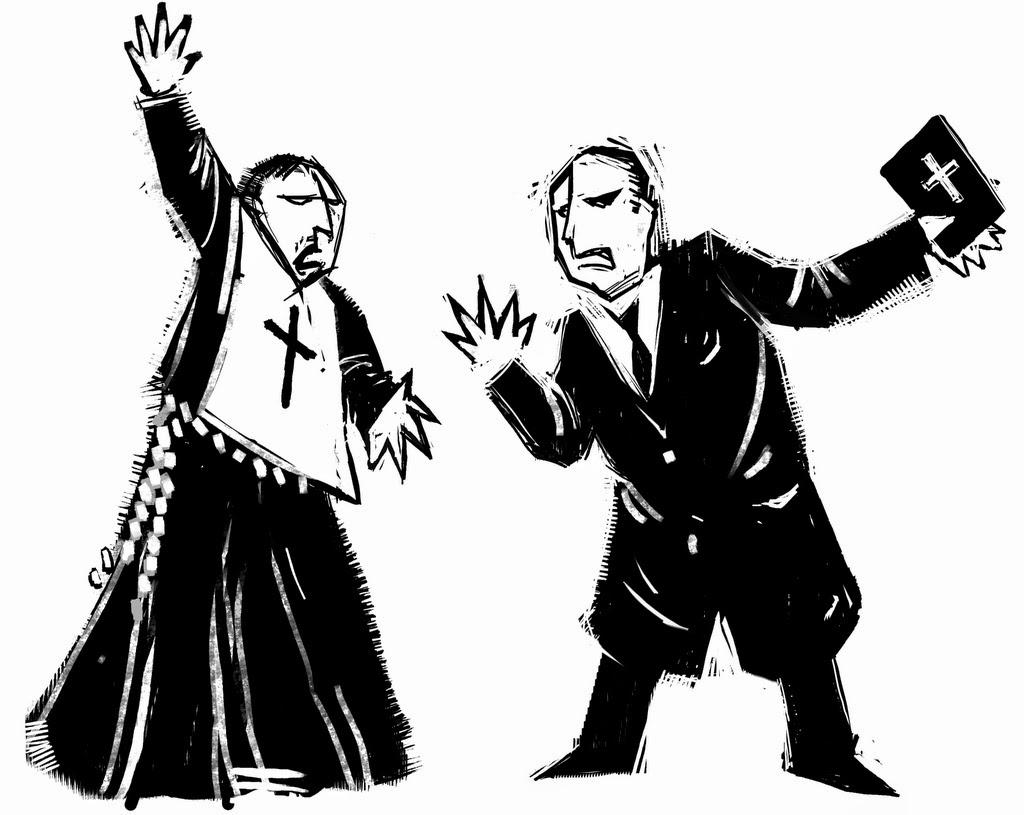 Matrimonio Catolico Y Protestante : A estrutura e liderança eclesiástica †subsídios ebd