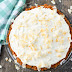 Coconut Pudding Cheesecake