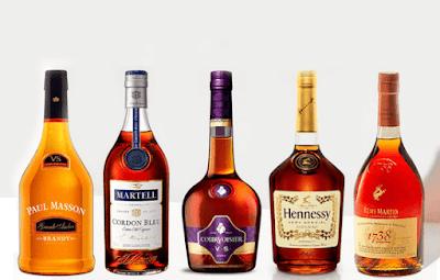 processo produção conhaque cognac