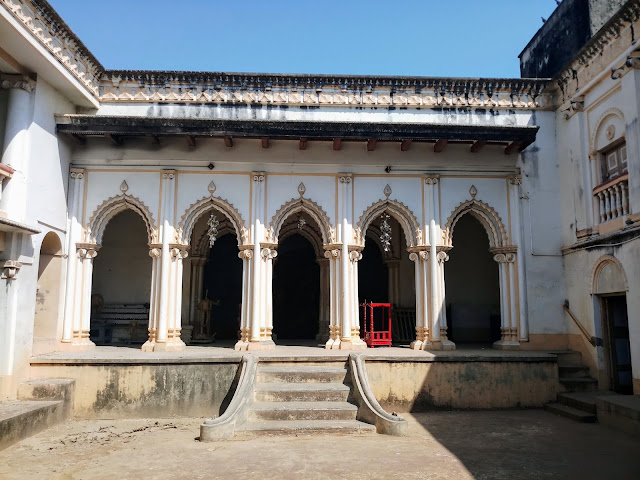 Chaudhuribari Heritage Homestay at Amadpur near Memari Burdwan in West Bengal