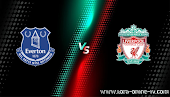 تفاصيل مباراة ليفربول وإيفرتون الدوري الانجليزي