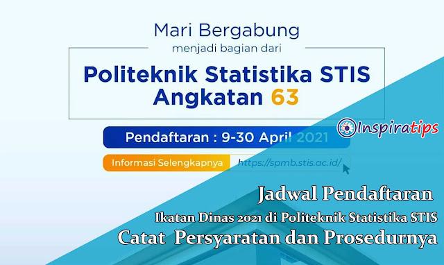 Jadwal Pendaftaran Ikatan Dinas 2021