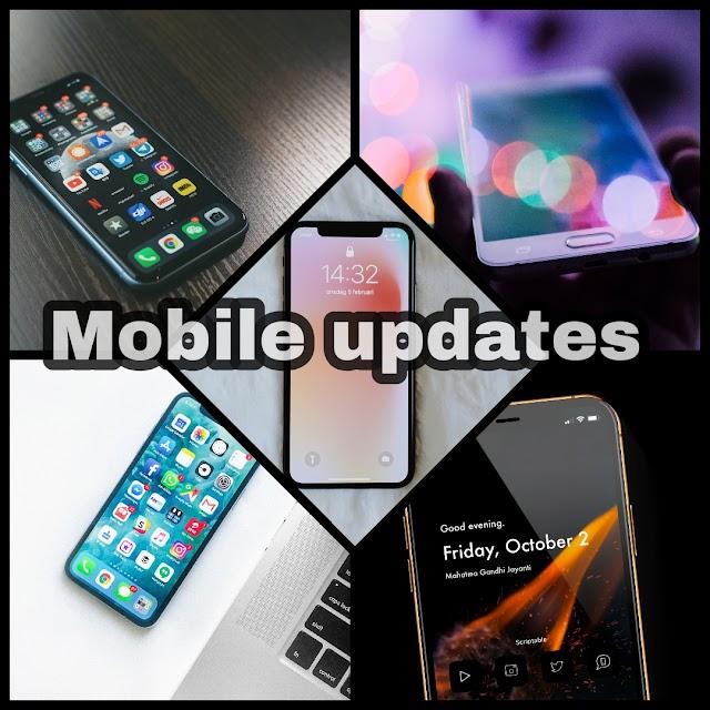 Mobile updates