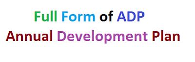 full form of adp