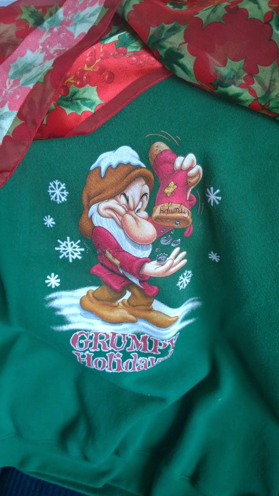 Disney Kersttrui.Avonturen Vanuit Ons Hoekje Van De Wereld Eerste Weekend Van Het