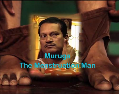 Muruga the menstruation man of India