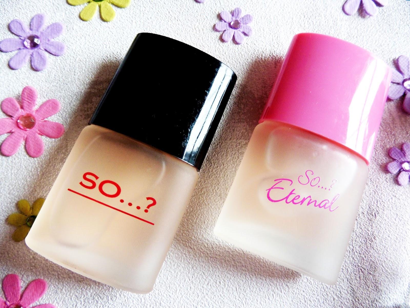 lebellelavie - Reminiscing my teenage years with So...? body fragrance