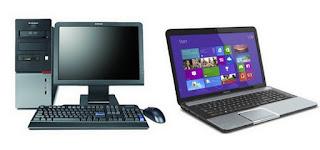 Lebih Baik Pilih Komputer atau Laptop Untuk Membantu Pekerjaan Anda?