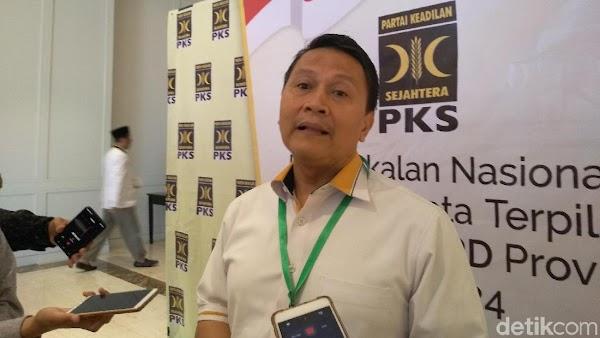 Gerindra Merapat ke Jokowi, PKS Berharap Oposisi Tetap Kuat