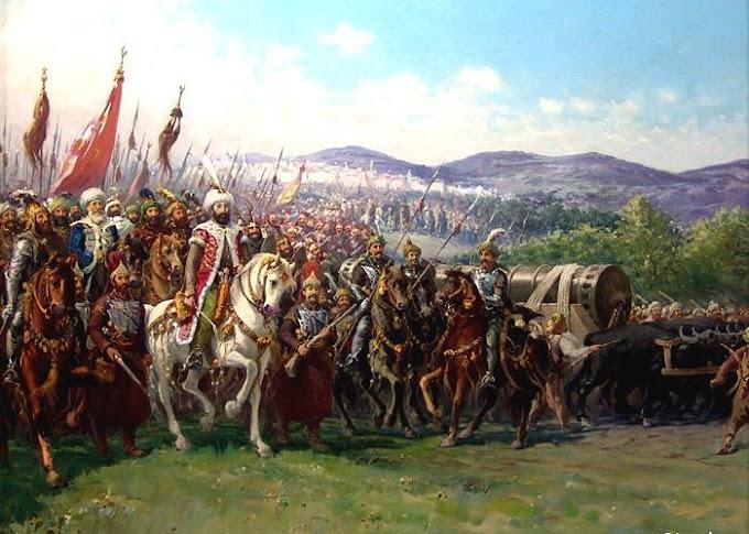 Fakta-fakta Penaklukan  Konstantinopel oleh Turki Ottoman