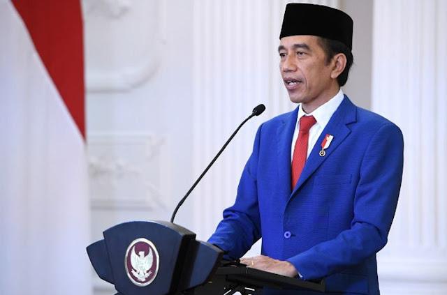 Jokowi Batuk-batuk saat Pimpin Ratas, Pihak Istana Ungkap Kondisi Presiden