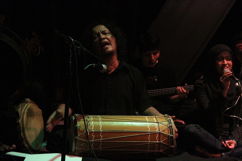 akar musik tradisi